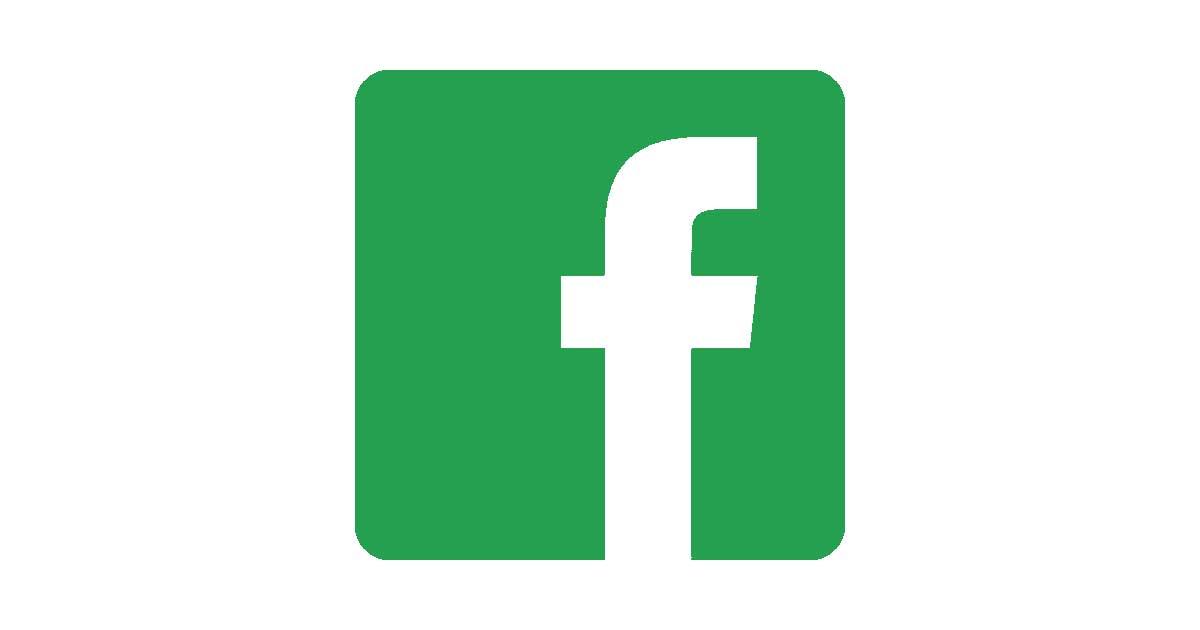 Facebook zöld