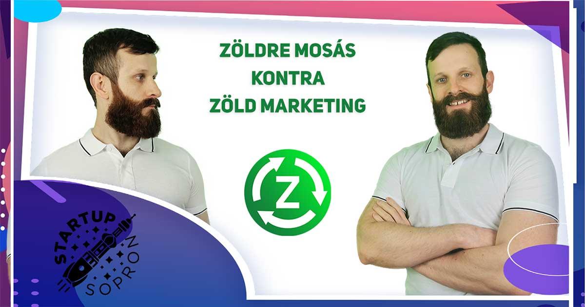 zold marketing eloadas