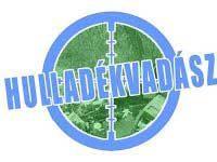 Hulladékvadász logó